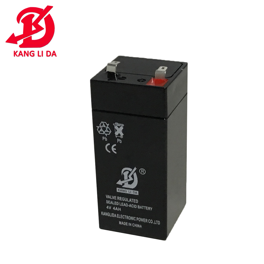 4v 4ah sealed lead acid battery